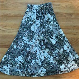 Rare Kids LuLaRoe Maxi Skirt